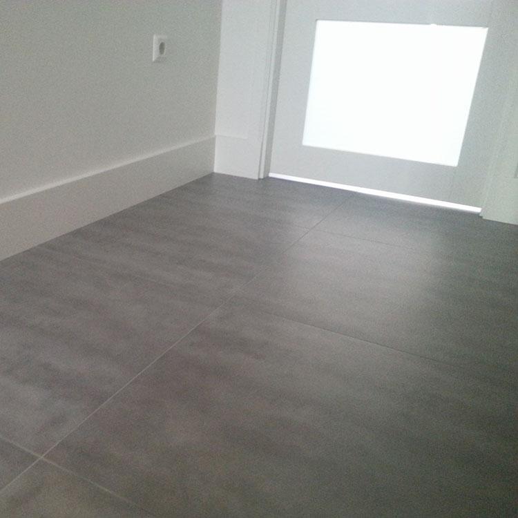 60x60 vloertegels wandtegels betonlook grijs tegels laminaat - Tegellijm keuken ...