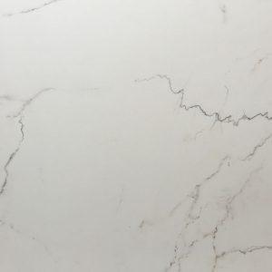 80x80 Carrara marmerlook mat vloertegel
