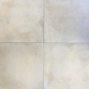 60x60 betonlook vloertegels creme