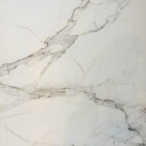 60x60 vloertegel Carrara wit mat