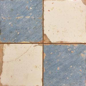 30x30 vloertegels portugese tegel blauw/wit authentiek