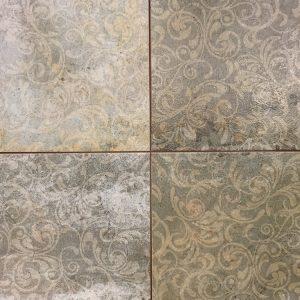 45x45 vloertegels portugese-tegel authentiek creme grijs