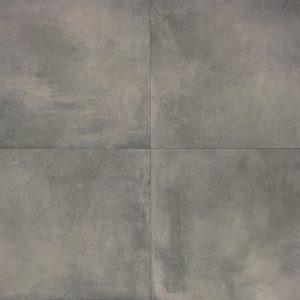 80x80 betonlook taupe vloer