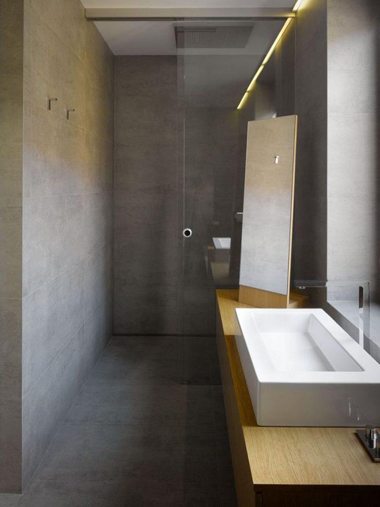 Badkamer tegels inspiratie welke designs en stijlen tegels en laminaat - Verschil tussen badkamer en badkamer ...