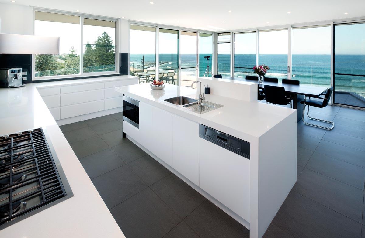 Tegels inspiratie keuken welke designs en stijlen tegels en laminaat - Tegellijm keuken ...