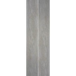 vloertegels houtlook lichtgrijs 163x27