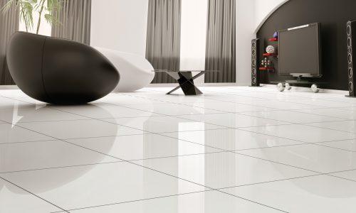 Vloertegels woonkamer inspiratie - Tegels & Laminaat
