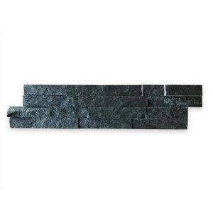 natuursteen zwart steenstrips