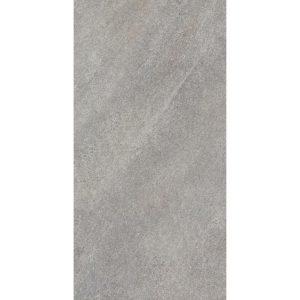 40x80 Terrastegels Natuursteenlook Grijs