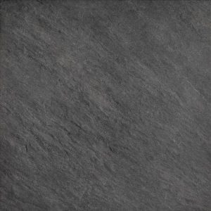 Terrastegels Natuursteenlook Zwart