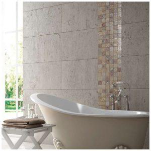Design Mozaiek Oud Roze