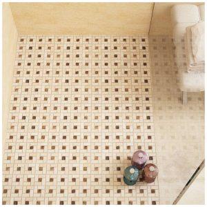 Design Mozaiek Nest Beige