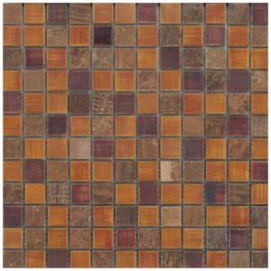 Mozaïek Oranje Steen