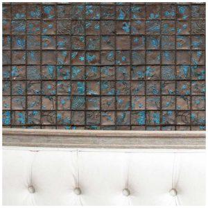 Design Mozaiek Brons