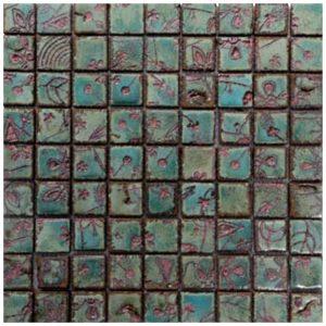 Design Mozaiek Groen