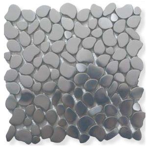Metaal Mozaiek Kiezel
