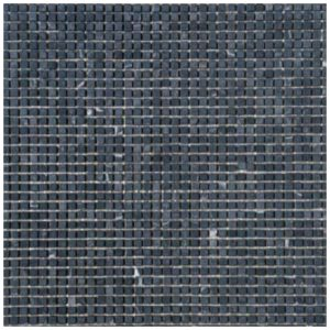 Mini Mozaïek Zwart Steen