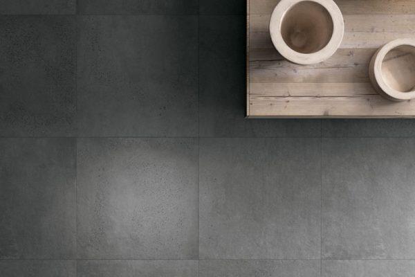 Betonlook Tegels in de woonkamer