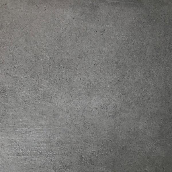 Betonlook vloertegel 60x60 Donkergrijs Gravity Dark
