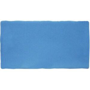Handvorm Tegel 7,5x15 Donkerblauw Azul