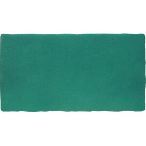 Handvorm Tegel 7,5x15 Donkerblauw Ocean