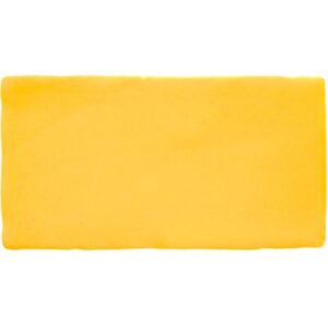 Handvorm Tegel 7,5x15 Geel Limon