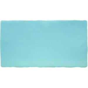 Handvorm Tegel 7,5x15 Lichtblauw Cielo