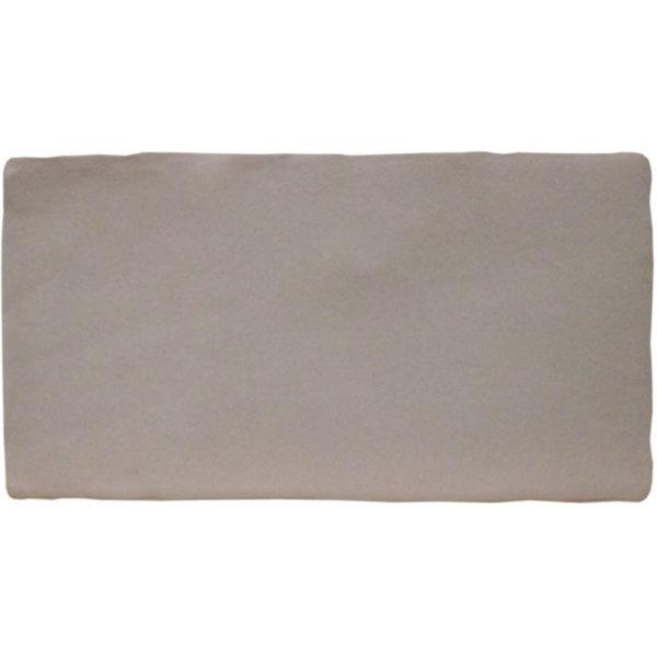 Handvorm Tegel 7,5x15 Taupe Moka