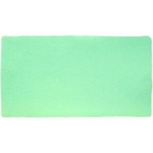 Handvorm Tegel 7,5x15 Turquoise Menta
