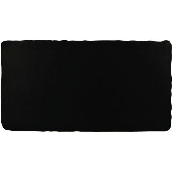 Handvorm Tegel 7,5x15 Zwart Negro Mate