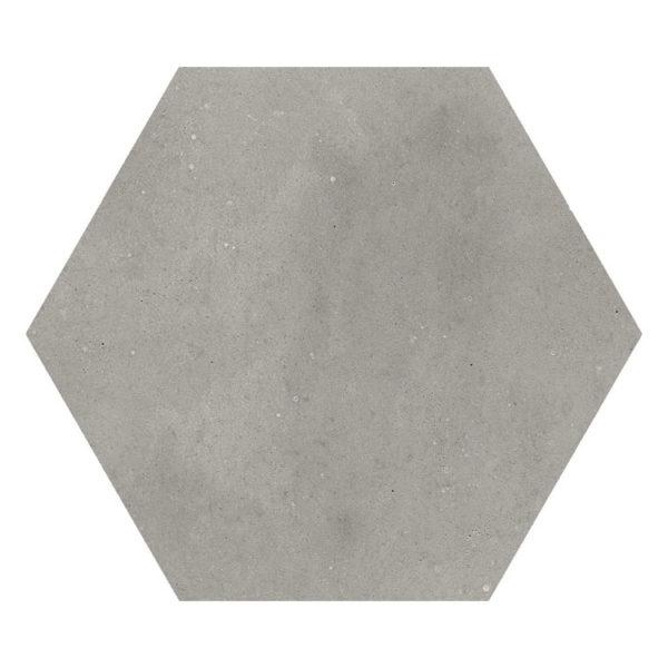 Hexagon 23x26,6 Cementgrijs Cemento
