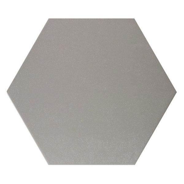Hexagon 25x22x1 Grijs Basic Grey