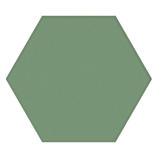 Hexagon 25x22x1 Groen Basic Forest