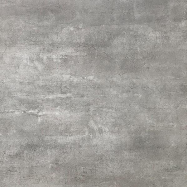 Hoogglans Vloertegel 60x60 Tijdloos Grijs Smot Grey