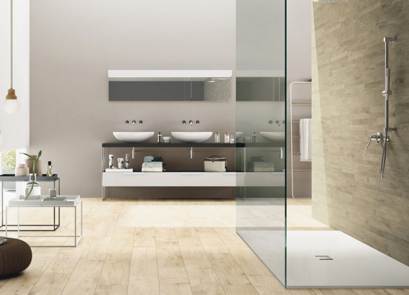 Badkamer Trends Tegels : Badkamer tegel trends wat is hot en in u tegels laminaat