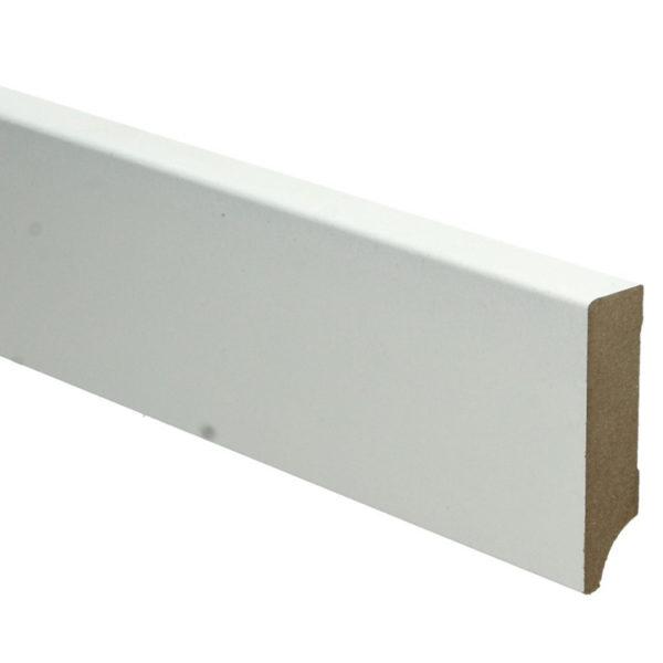 MDF Moderne Plint 70x18 Ral 9010