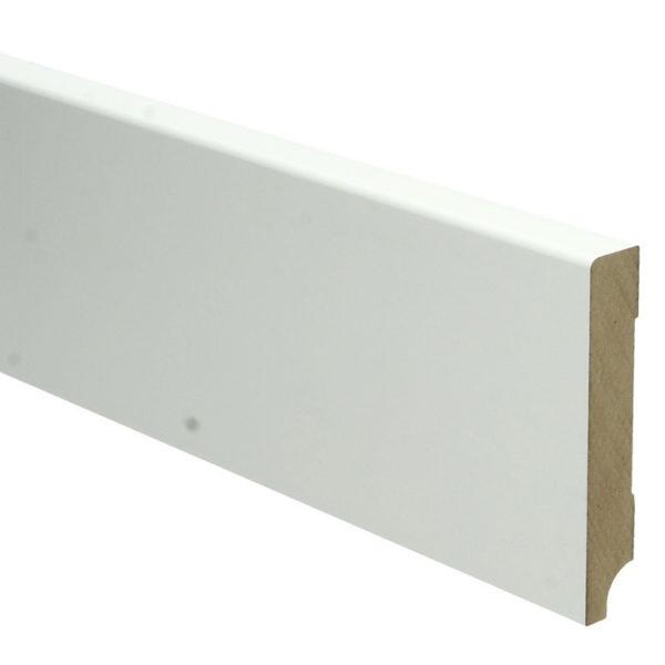 MDF Moderne Plint 90x15 Ral 9010