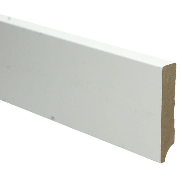 MDF Moderne Plint 90x18 Ral 9010
