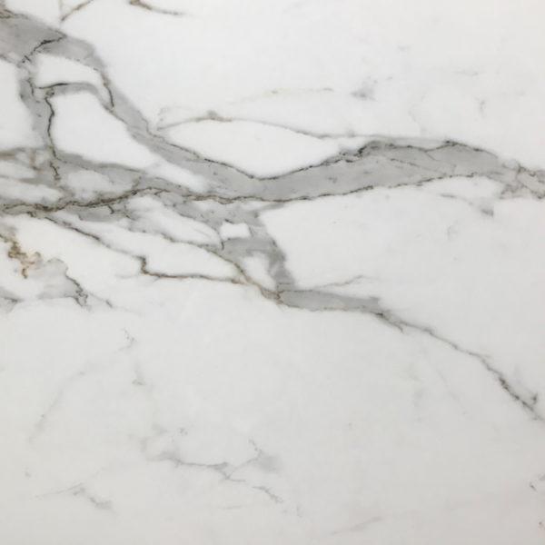 Marmerlook Tegel 60x60 Hoogglans Calacatta