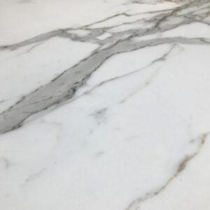 Marmerlook Tegel 120x60 Hoogglans Calacatta