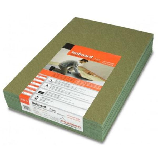 Ondervloer - Isoboard 7mm