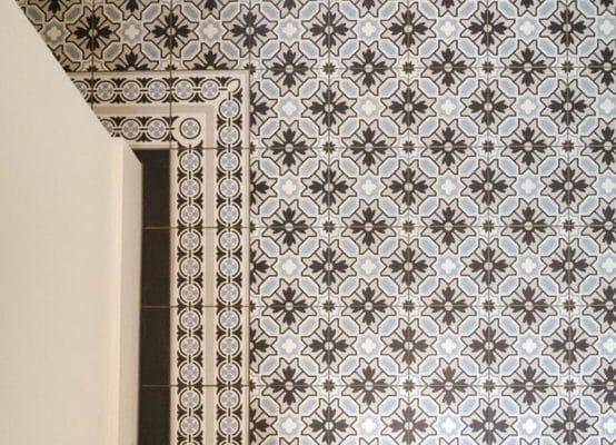New Patroontegels | Portugese Tegels in de Keuken - Tegels & Laminaat #ST97