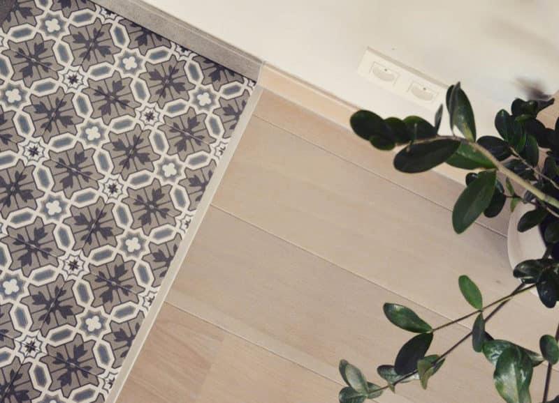 Tegels Voor Hal : Patroontegels portugese tegels in de hal tegels & laminaat