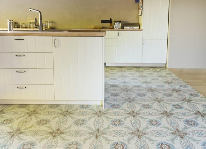 Portugese Vloertegels Keuken : Patroontegels portugese tegels in de keuken u2013 tegels & laminaat