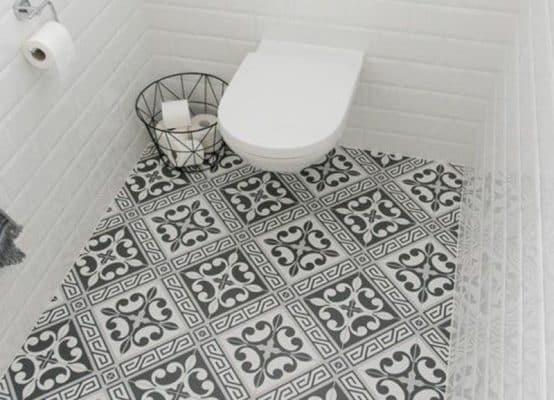 Portugese Tegels Toilet : Tegels toilet inspiratie nieuwste trends u2013 tegels & laminaat
