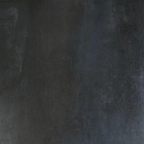 Metallook Tegel 60x60 Tijdloos Industrial Grafito