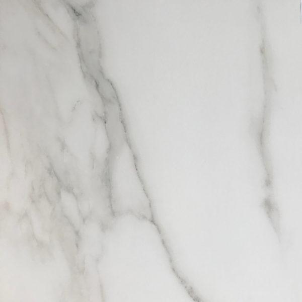 60x60 Tegel - Marmerlook Akros Ateneo Blanco Mat