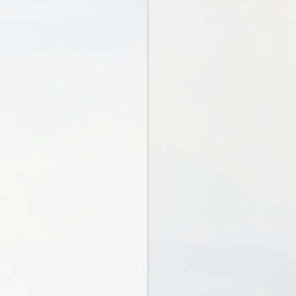 Tegel Wit Hoogglans Gerectificeerd 30x60