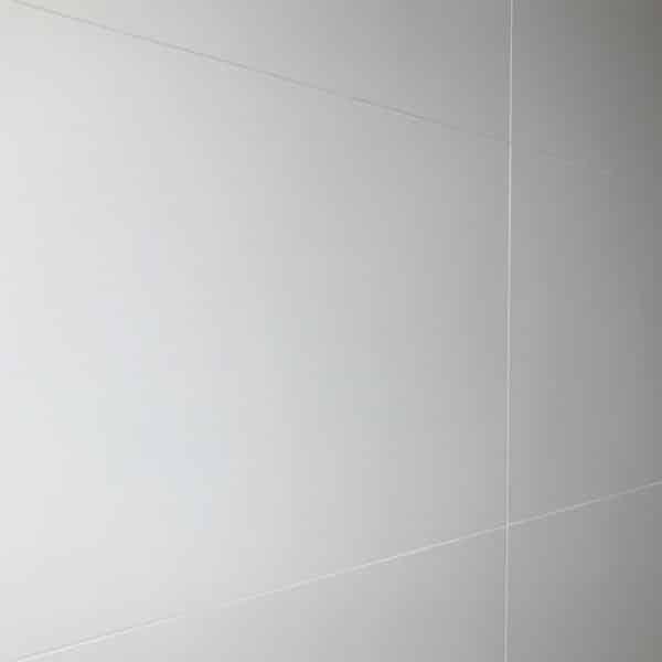 Vloertegels 30x60 Tegels.Tegel Wit Mat Gerectificeerd 30x60 Tegels Laminaat Showroom