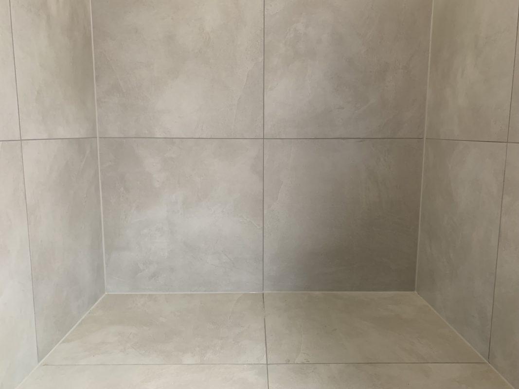 Betonlook tegels beton ciré ruimte u tegels laminaat